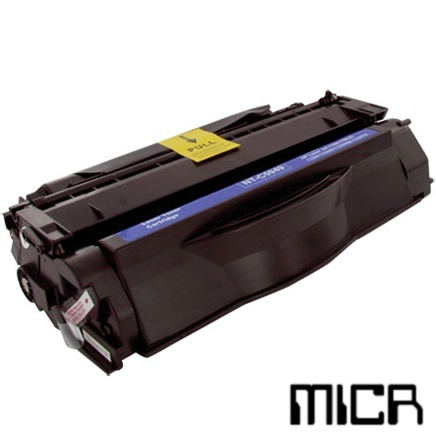 Compatible HP Q5949X-micr Black MICR Toner Cartridge