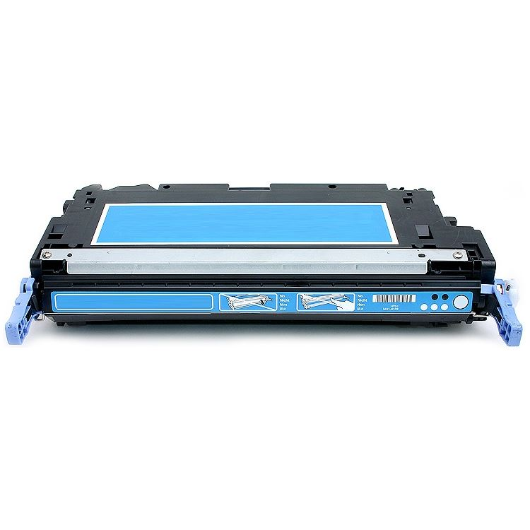Q6471A Toner Cartridge - HP Remanufactured (Cyan)