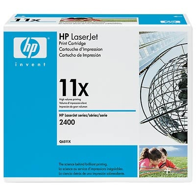 Q6511X Toner Cartridge - HP Genuine OEM (Black)