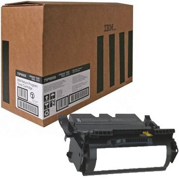 75P6963 Toner Cartridge - IBM Genuine OEM (Black)