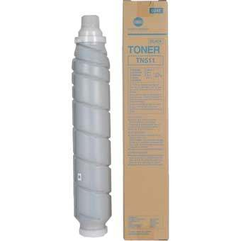 Genuine Konica-Minolta 024E Black Toner Cartridge