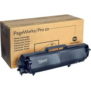 Genuine Konica-Minolta 1710434-001 Black Toner Cartridge