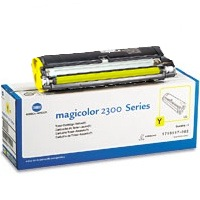 Genuine Konica-Minolta 1710517-006 Yellow Toner Cartridge