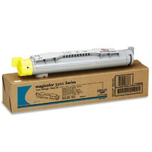 Genuine Konica-Minolta 1710550-002 Yellow Toner Cartridge