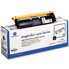 Genuine Konica-Minolta 1710587-004 Black Toner Cartridge