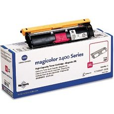 Genuine Konica-Minolta 1710587-006 Magenta Toner Cartridge