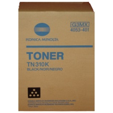 Genuine Konica-Minolta 4053-401 Black Toner Cartridge