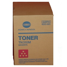Genuine Konica-Minolta 4053-601 Magenta Toner Cartridge