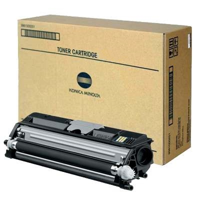 Genuine Konica-Minolta 4563-302 Black Toner Cartridge