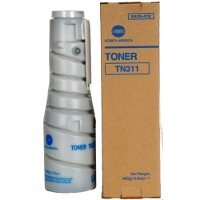 Genuine Konica-Minolta 8938-413 Black Toner Cartridge