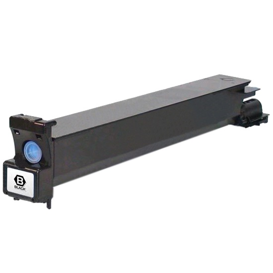 Compatible Konica-Minolta 8938-629 Black Toner Cartridge