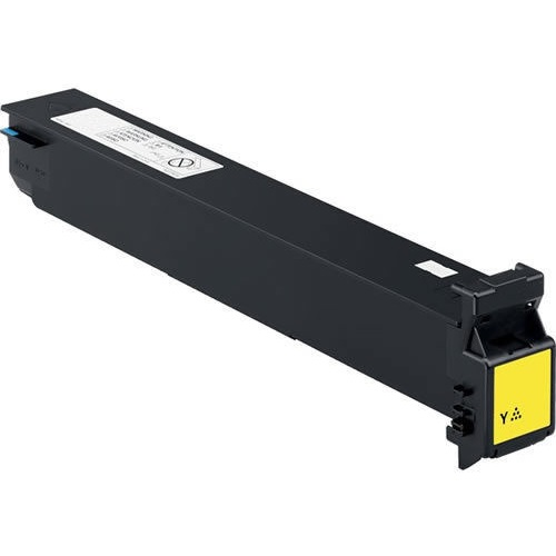 Compatible Konica-Minolta 8938-506 Yellow Toner Cartridge