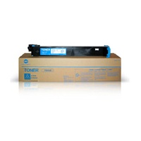 Genuine Konica-Minolta 8938-704 Cyan Toner Cartridge