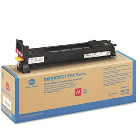 Genuine Konica-Minolta A06V332 Magenta Toner Cartridge