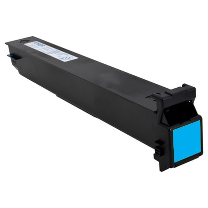 Compatible Konica-Minolta A070430 Cyan Toner Cartridge