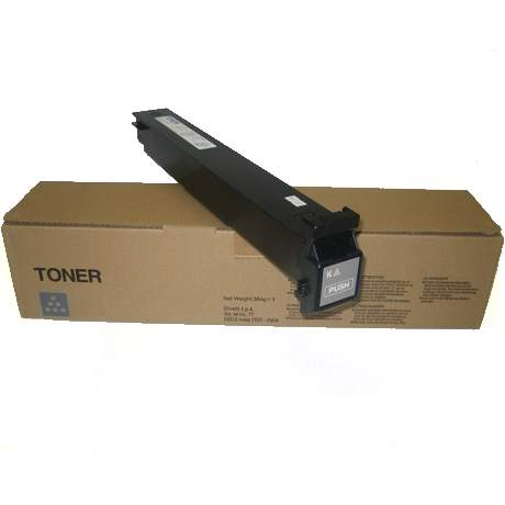 Genuine Konica-Minolta A0D7131 Black Toner Cartridge