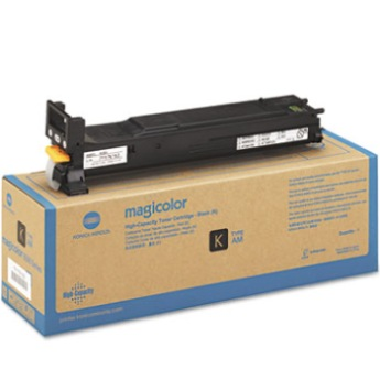 Genuine Konica-Minolta A0DK132 Black Toner Cartridge