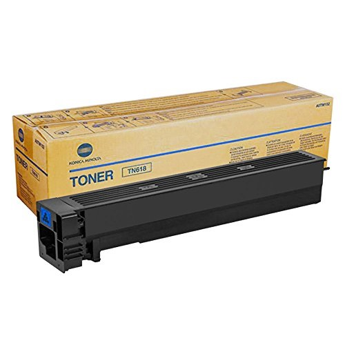 A0TM132 Toner Cartridge - Konica-Minolta Genuine OEM (Black)