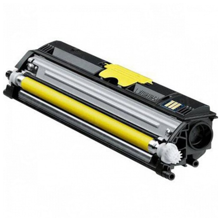 Compatible Konica-Minolta A0V306F Yellow Toner Cartridge