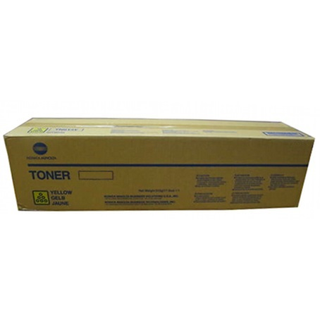 Genuine Konica-Minolta A1DY230 Yellow Toner Cartridge