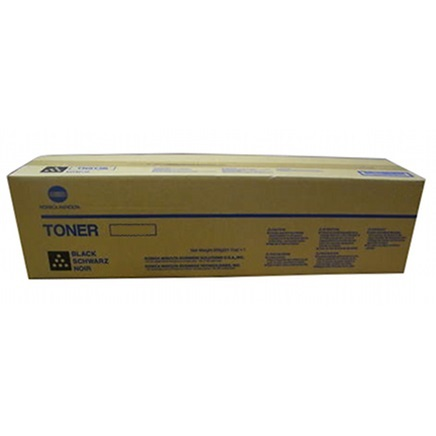 Genuine Konica-Minolta A33K030 Black Toner Cartridge