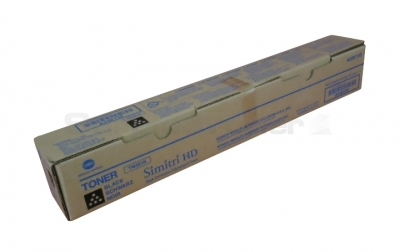 Genuine Konica-Minolta A33K130 Black Toner Cartridge
