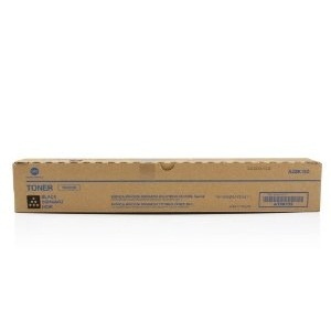 A33K132 Toner Cartridge - Konica-Minolta Genuine OEM (Black)