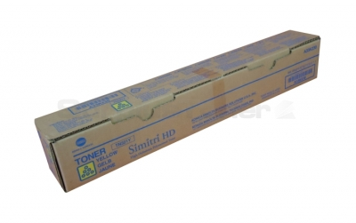 Genuine Konica-Minolta A33K230 Yellow Toner Cartridge
