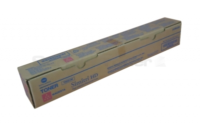 Genuine Konica-Minolta A33K330 Magenta Toner Cartridge