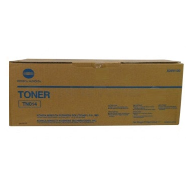 Genuine Konica-Minolta A3VV130 Black Toner Cartridge
