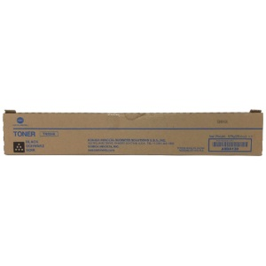 A8DA130 Toner Cartridge - Konica-Minolta Genuine OEM (Black)