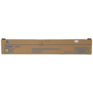 A8DA230 Toner Cartridge - Konica-Minolta Genuine OEM (Yellow)