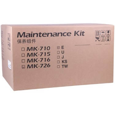 MK-726 Maintenance Kit - Kyocera Mita Genuine OEM