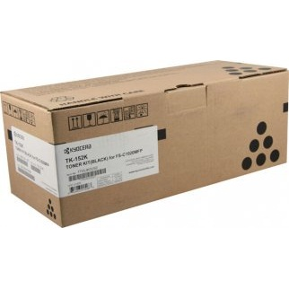 Genuine Kyocera Mita TK-152K Black Toner Cartridge