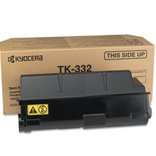 Genuine Kyocera Mita TK-332 Black Toner Cartridge
