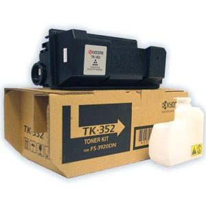 Genuine Kyocera Mita TK-352 Black Toner Cartridge