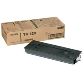 Genuine Kyocera Mita TK-421 Black Toner Cartridge