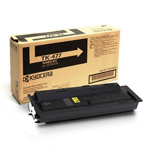 TK-477 Toner Cartridge - Kyocera Mita Genuine OEM (Black)