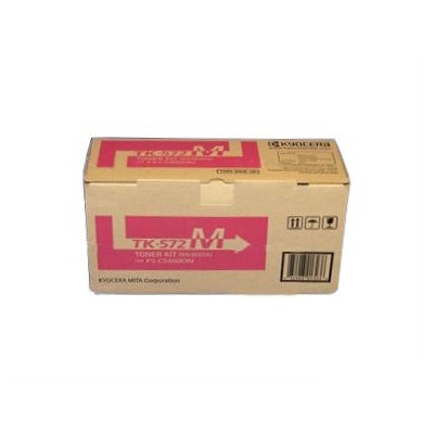 Genuine Kyocera Mita TK-572M Magenta Toner Cartridge