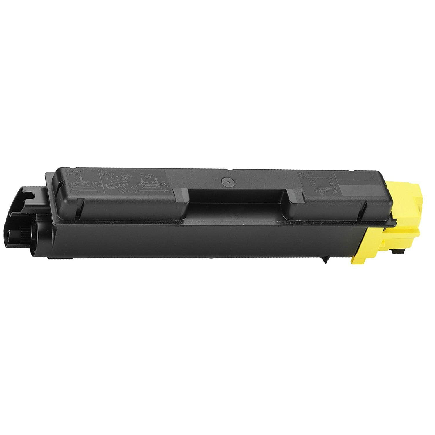 Compatible Kyocera Mita TK-582Y Yellow Toner Cartridge