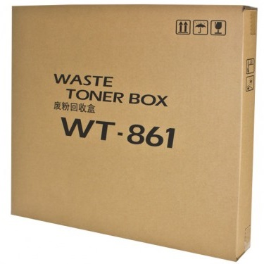 WT-861 Waste Toner Box - Kyocera Mita Genuine OEM