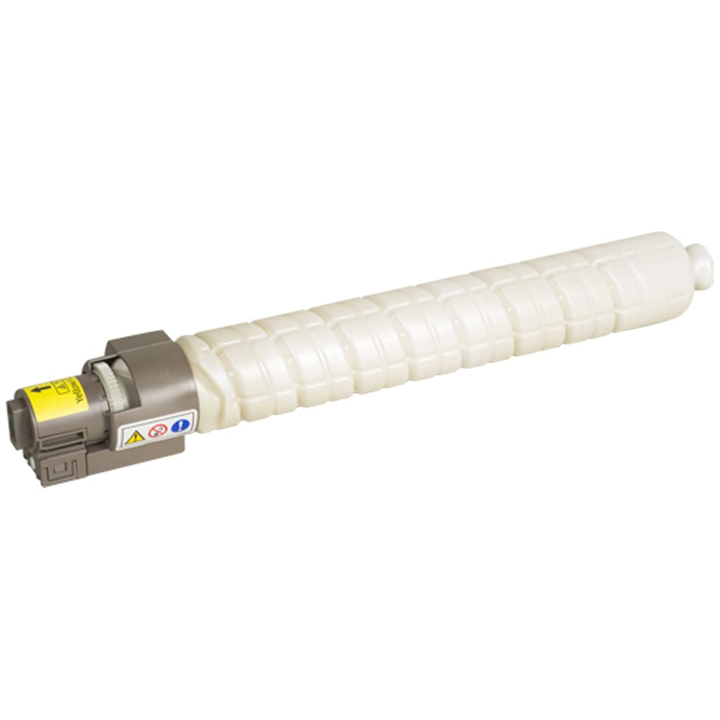 Compatible Lanier 820008 Yellow Toner Cartridge