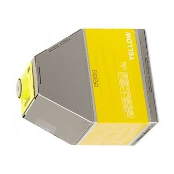 Compatible Lanier 884901 Yellow Toner Cartridge
