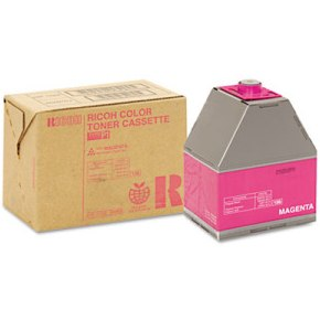 Genuine Lanier 888342 Magenta Toner Cartridge