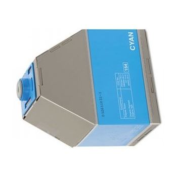 Compatible Lanier 888343 Cyan Toner Cartridge