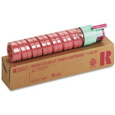 Genuine Lanier 888606 Magenta Toner Cartridge