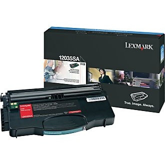 12015SA Toner Cartridge - Lexmark Genuine OEM (Black)