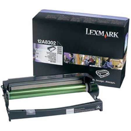 Genuine Lexmark 12A8302 Photoconductor Kit