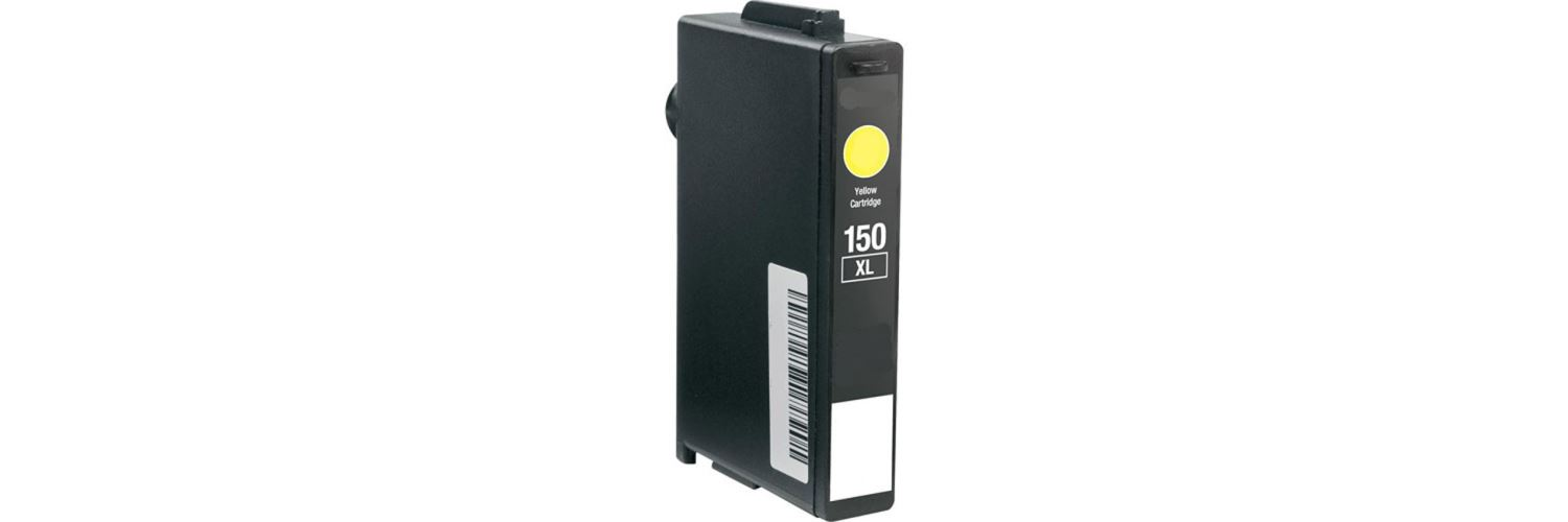 Lexmark #150XL Yellow Compatible