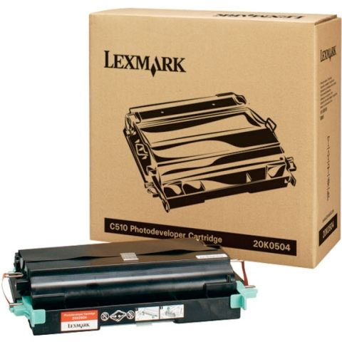 Genuine Lexmark 20K0504 Photodeveloper Cartridge